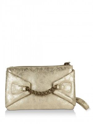 Baggit Curb Chain Front Wallet on koovs.com