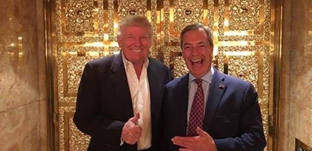 Noční můra lídrů EU: Donald J. Trump totálně natvrdo o Merkelové, NATO, rozpadu Unie, Putinovi... Nic horšího nemohli slyšet