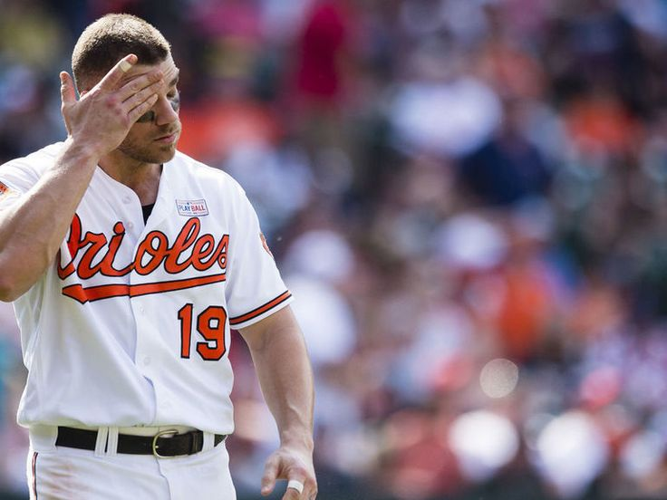 awesome Orioles' Davis undergoing MRI after dealing with sore forearm, elbow