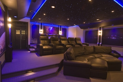 Tardis Home Cinema 3 Living And Home Cinemas Home