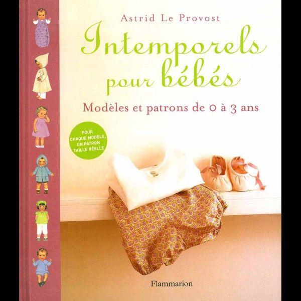 Livre : Intemporels pour bébés de 0 à 3 ans