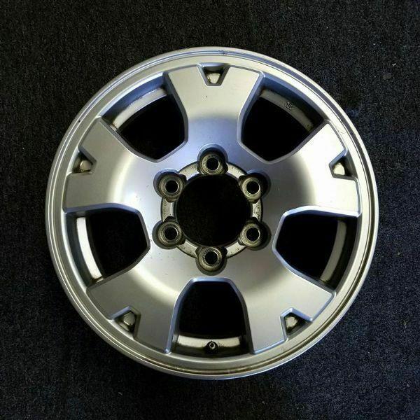 Advertisement Ebay 16 Inch Toyota Tacoma 2005 2014 2015 Oem Factory Original Alloy Wheel Rim 69461 Toyota Tacoma Wheel Rims Wheel