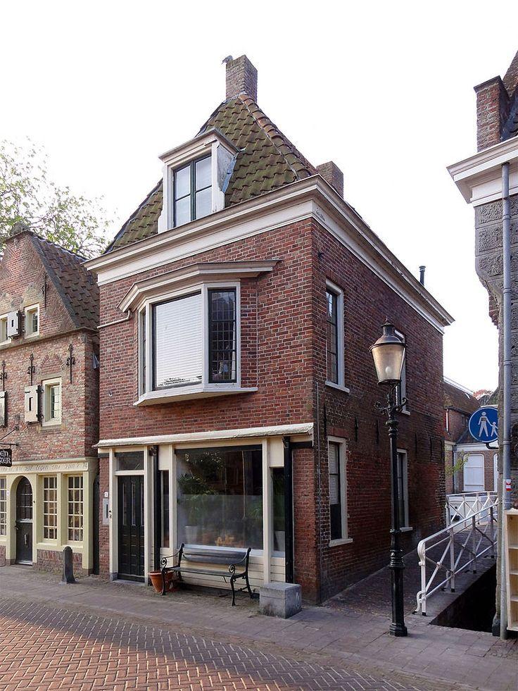 Meer dan 1000 idee n over bakstenen huis kleuren op pinterest bakstenen huis exterieurs huis - Modern stenen huis ...