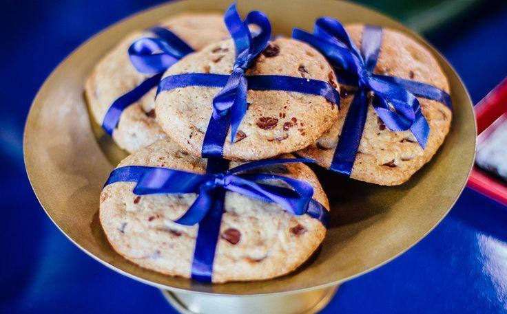 Fazendo a Festa: veja fotos do episódio 'Futebol Europeu' - cookies festa