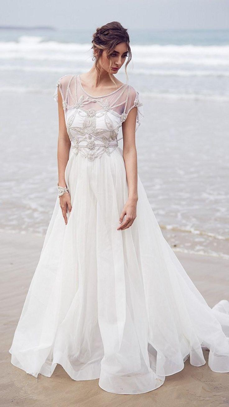 468 best Wedding & Evening Dresses images on Pinterest | Party wear ...