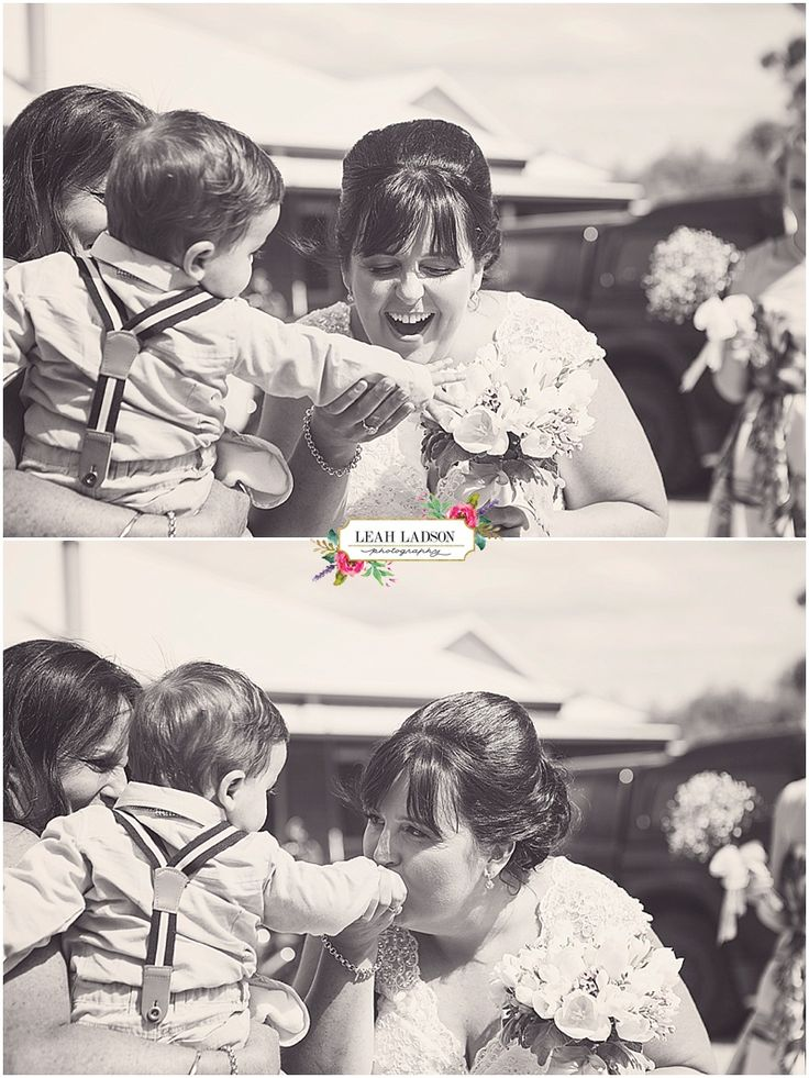 Children in weddings... adorable! | Bendigo Wedding