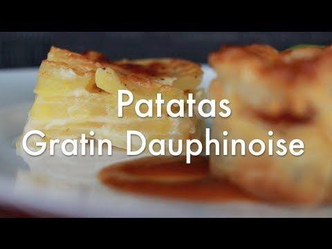 Gratén de Patatas Gratin Dauphinois - Dauphinoise Potatoes - Recetas de ...