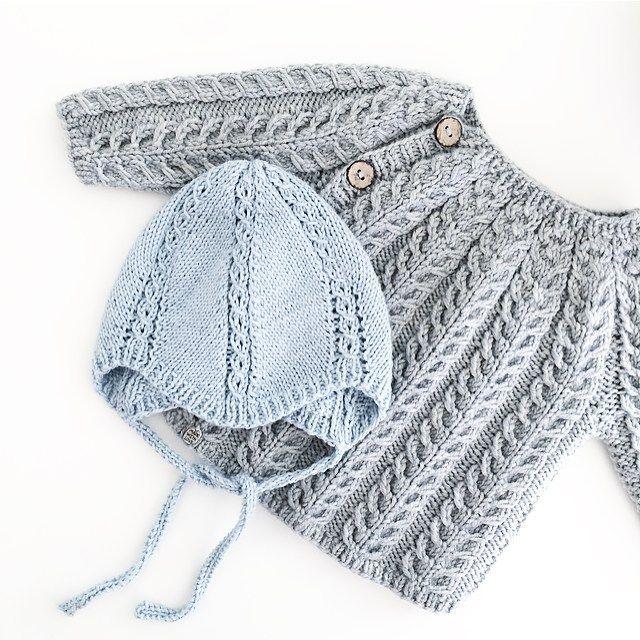 Høsten er her og idag har vi funnet frem disse fra strikkeskuffen