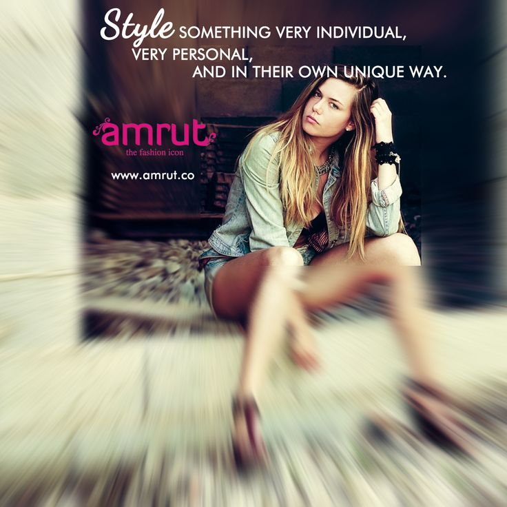Style is something very individual, very personal, and in their own unique way.  -Salman Khan  Be with Amrut - The Fashion Icon and feel the #Fashion!!!  www.amrut.co #TrandingFashion #Fashionable #FashionInsta