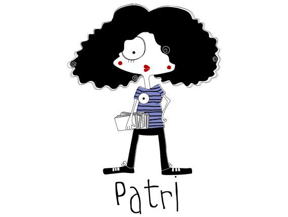 PORTRAIT  Custom Illustration  Original made to order by KoCcos