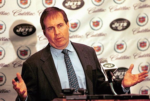 18 Years ago today, Bill Belichick dumped the New York Jets after being named the head coach less than 24 hours prior. It was the Jets who offered Belichick a second chance at a top NFL coaching jo…