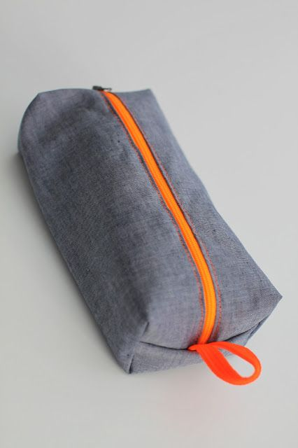 simple and striking pencil case