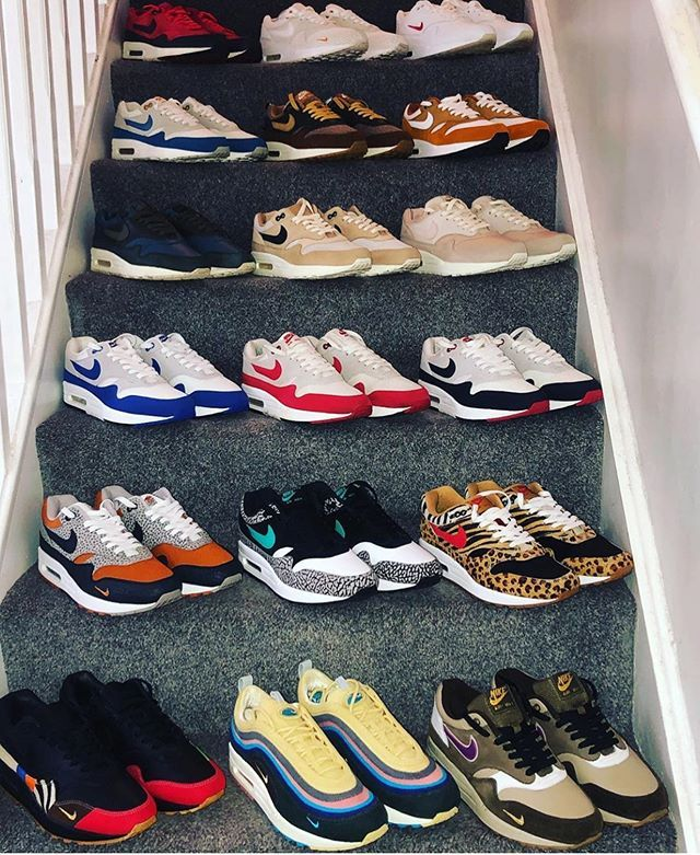 How many pairs do you have in your collection? By