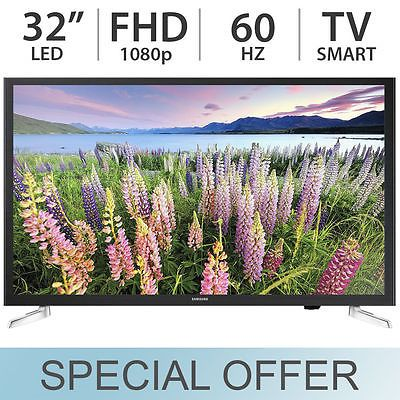 Samsung 32 inch 1080p FULL HD 60Hz LED SMART TV with Built-in WiFi - UN32J5205