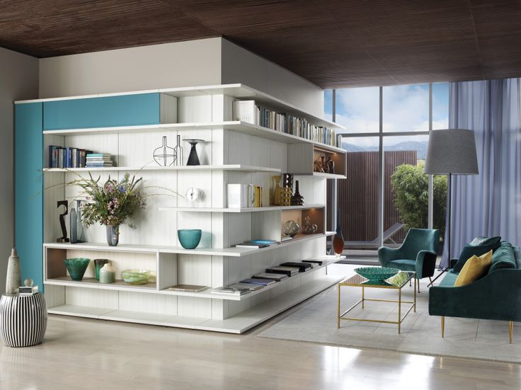 Elegant New Virtuoso Media Center Design By California Closets!