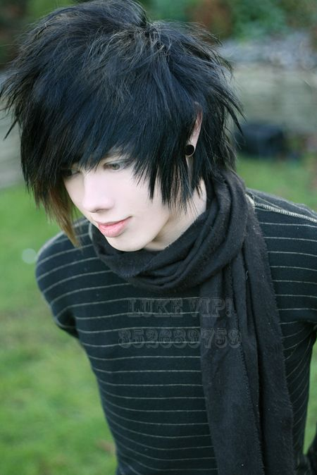 18 Best Emo Hairstyles For Men Images On Pinterest Emo