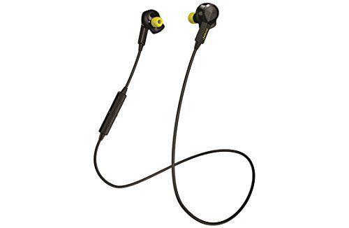 Jabra Sport Pulse – Casque Audio Sport sans Fil avec Moniteur Cardiaque – Version FR – Noir: Tweet Votre solution d'aide à l'entraînement…