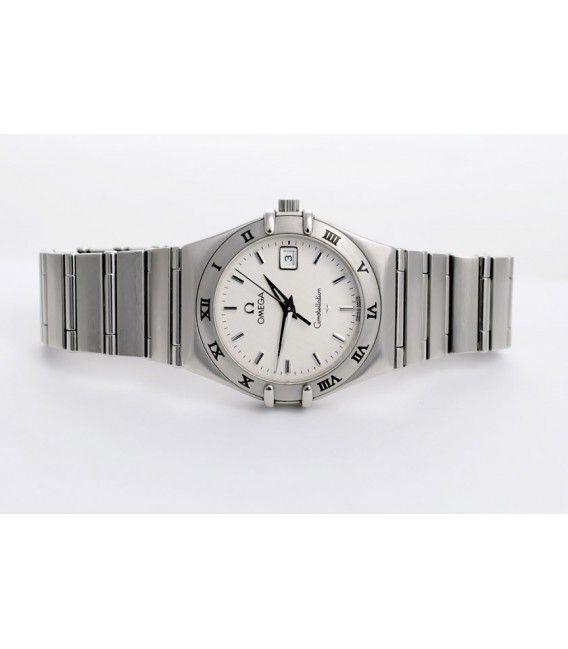 Reloj Omega Constellation Acero Dama 22mm en subasta online. Precio de salida: 425€