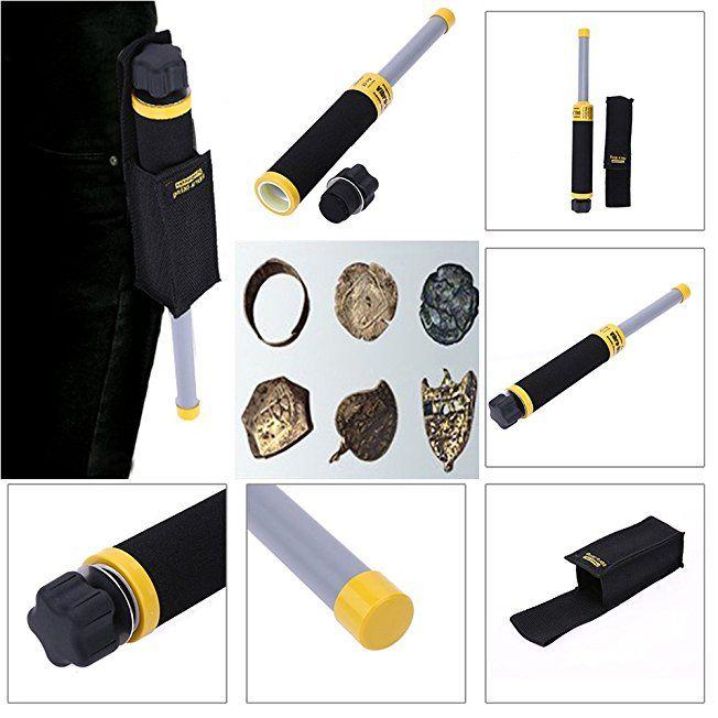 Amazon.com: KKmoon Portable Waterproof PI-iking 730 Metal Detecting Pinpointer Underwater Pulse Induction Technology Handheld Swimming Treasure Detector: Garden & Outdoor