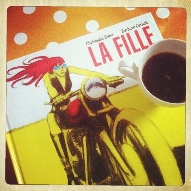 La Fille > christophe Blain/Barbara Carlotti