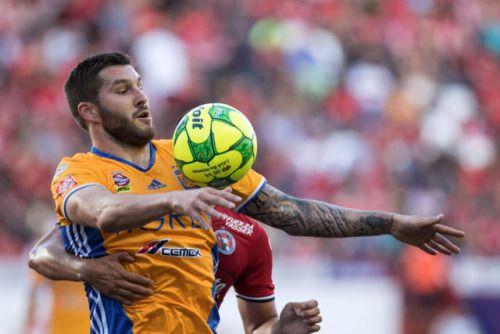 """futbol-mx:  """" Tijuana vs Tigres - Liguilla, SF - 21.5.17  """""""