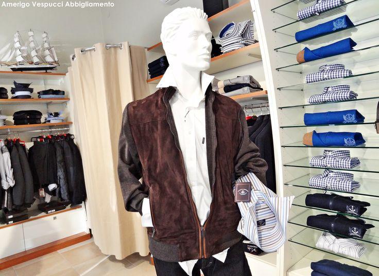 Vi aspettiamo in via B. Marcello 2 a Modena, orario continuato!! #amerigovespucci #modena #abbigliamento #moda Seguici su https://www.facebook.com/AmerigoVespucciAbbigliamento