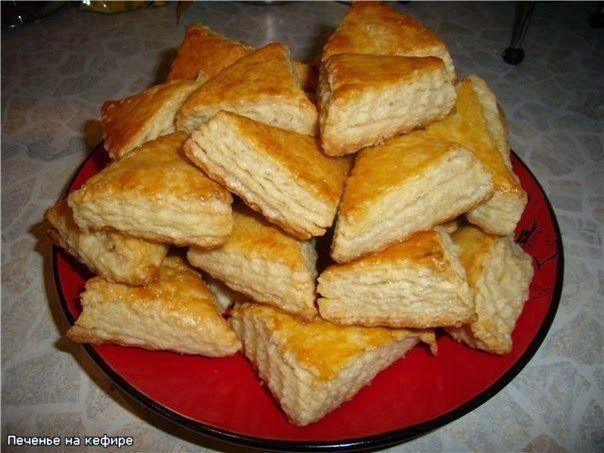 шеф-повар Одноклассники: Печенье на кефире