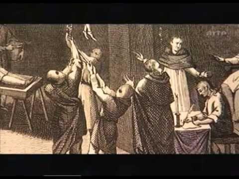 Die Europäische Hexenjagd