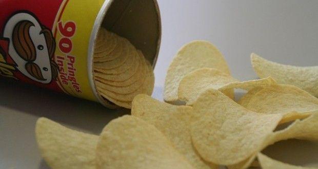 Pringles, uno de los productos más tóxicos del mercado