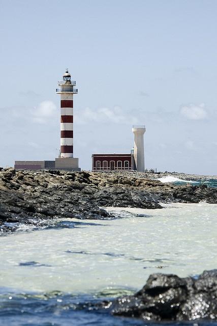 Faro de Tostón, El Cotillo, Fuerteventura, Islas Canarias