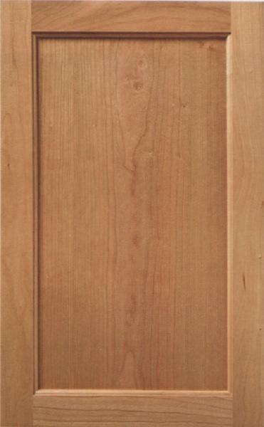 Inset Recessed Flat Panel Cabinet Door Delaware Acme