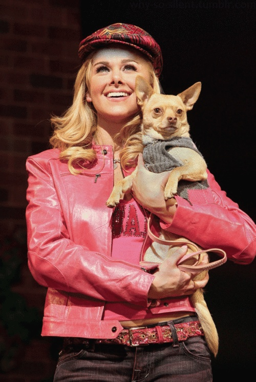 Who Plays Elle Woods In Legally Blonde 36