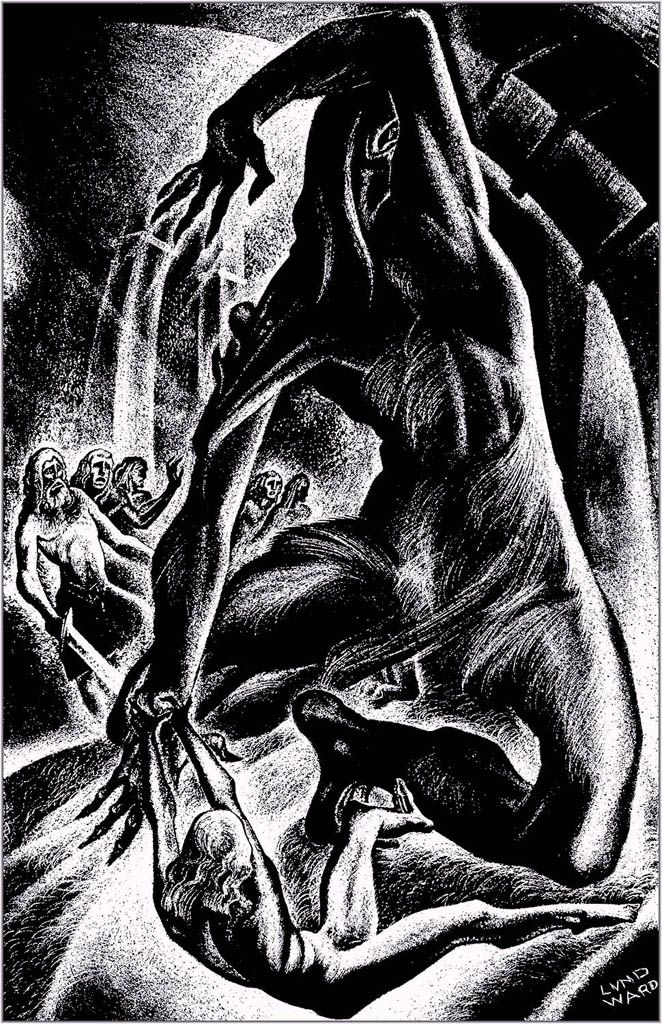An analysis on the two monsters in grendel and frankenstein