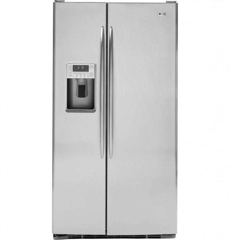 Refrigerator Steel Profile Stainless Arctica Ge