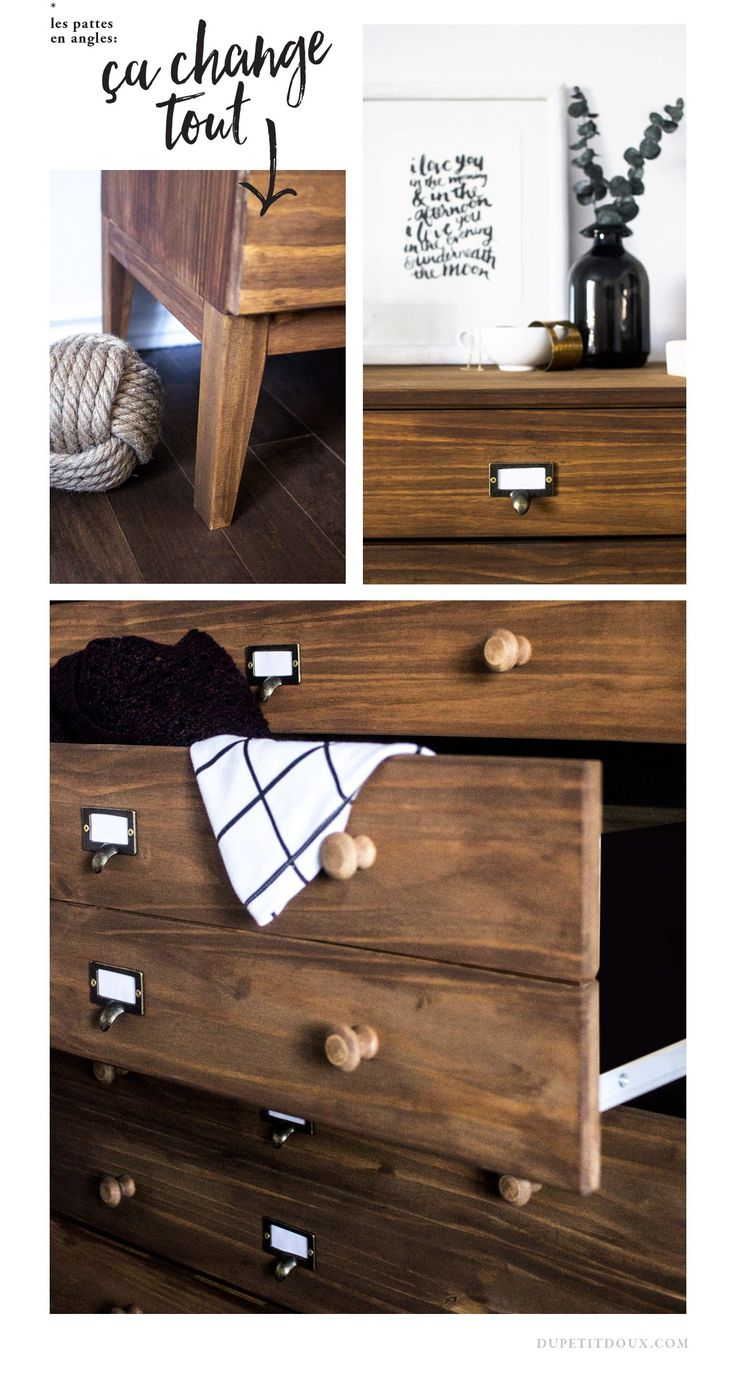 77 best images about du petit doux diy blog on pinterest Repurpose ikea furniture