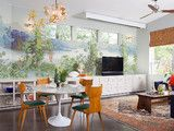 awesome Room of the Day: A Tropical Surprise in a Texas Ranch Home (3 photos) Check more at http://igreti.net/room-of-the-day-a-tropical-surprise-in-a-texas-ranch-home-3-photos/