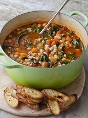 Ina Garten's - Winter Minestrone