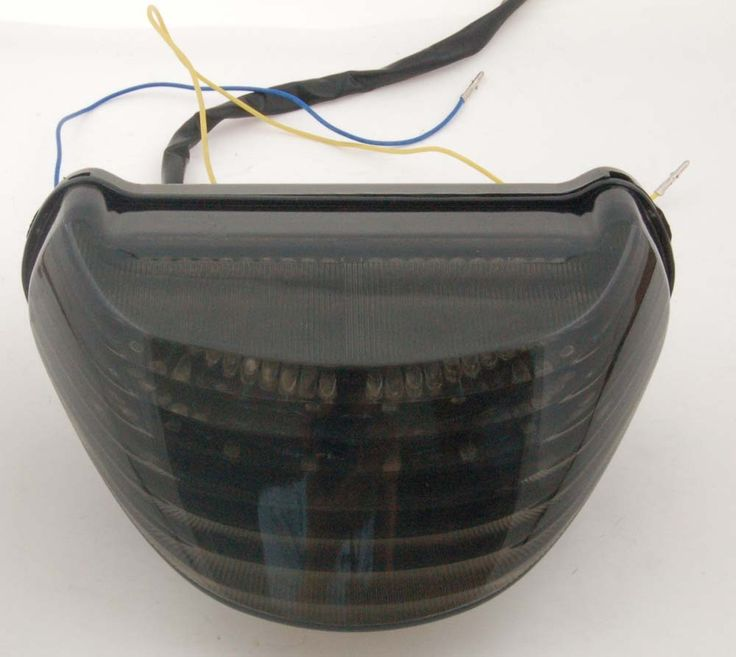 Mad Hornets - Tail Light with integrated Turn Signals for Kawasaki ZX12R (2000-2005), Smoke or Clear, $35.99 (http://www.madhornets.com/taillight-with-integrated-turn-signals-for-kawasaki-zx12r-2000-2005-smoke-or-clear/)