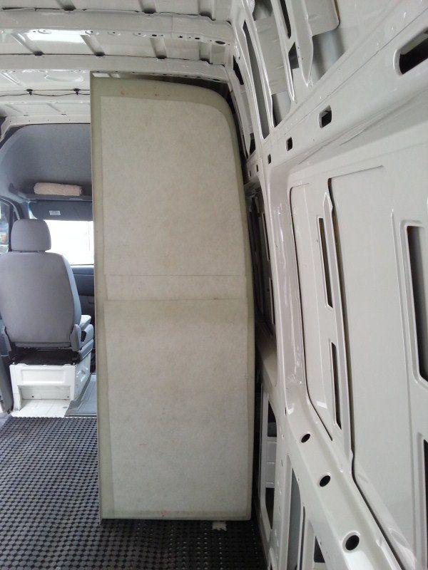 Fibreglass Motorhome Shower Suits Mercedes Sprinter VW Crafter Similar Vans In Vehicle Parts Accessories Caravan
