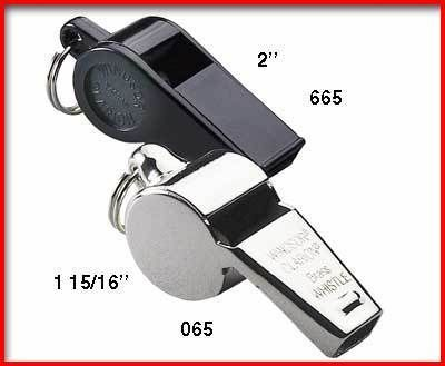 Windsor Clarion Whistle w/Lanyard Soccer Referee Gear