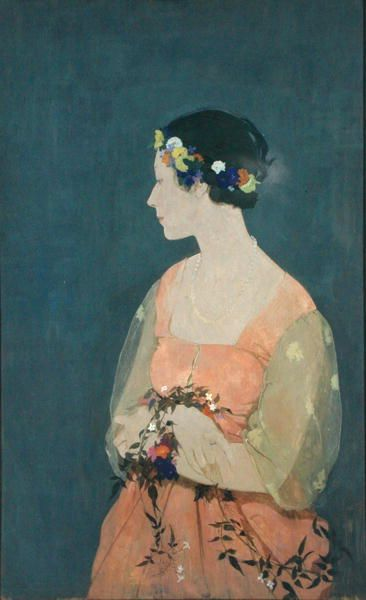 Dorothy Webster Hawksley, Flora