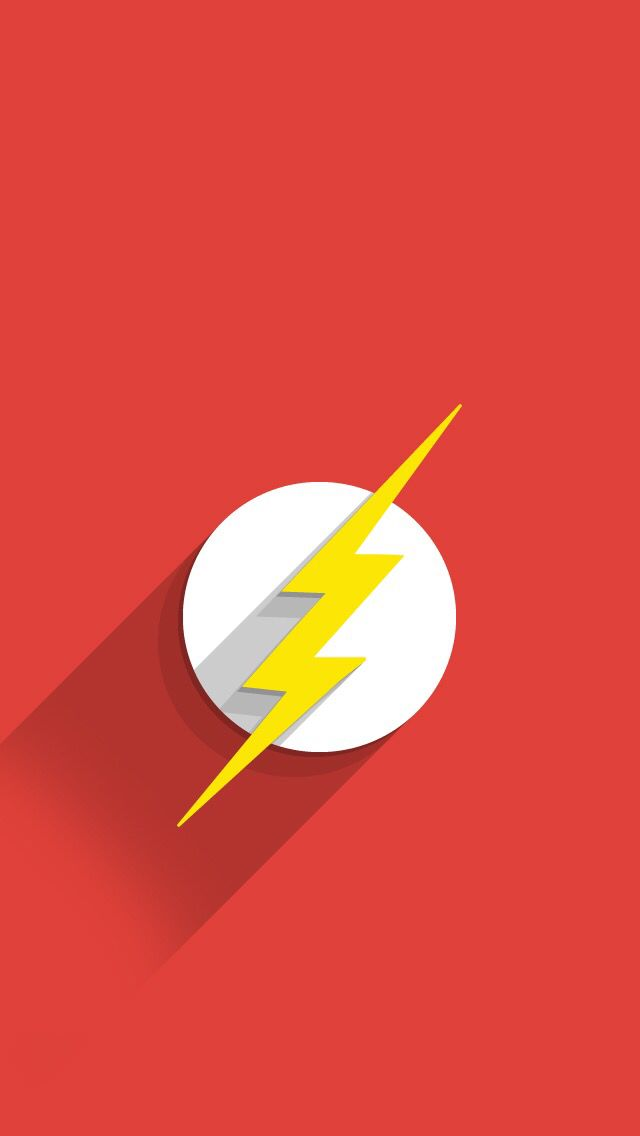 Flash iPhone wallpaper