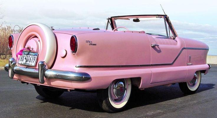 Pink Nash Metropolitan