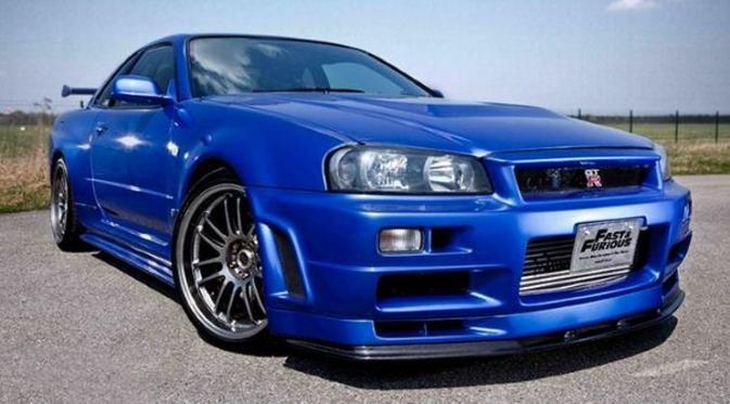 Bermodal software sederhana, Nissan Skyline ini sanggup memuntahkan tenga hingga lebih dari 1000 hp.