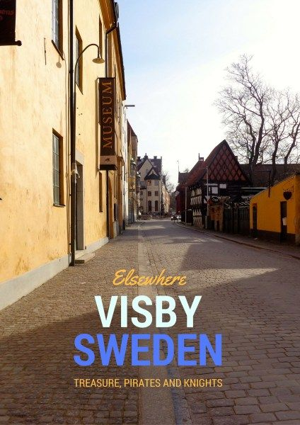 Treasure, Pirates and Knights: Only in Visby, Sweden - via @travelsewhere