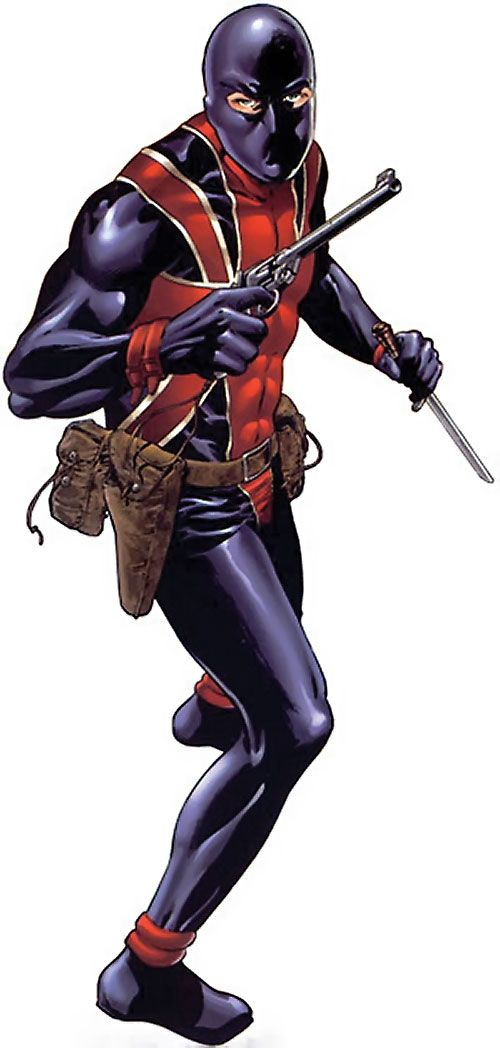 Union Jack of the Invaders (Lord Falsworth) (Marvel Comics)