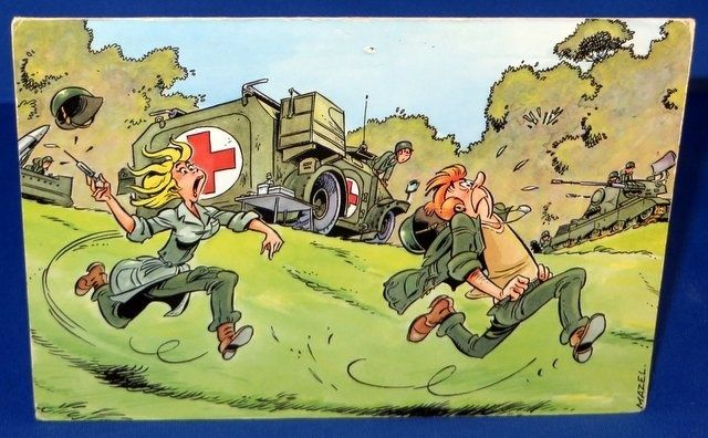 Militaire humor, Legerkaart 22061