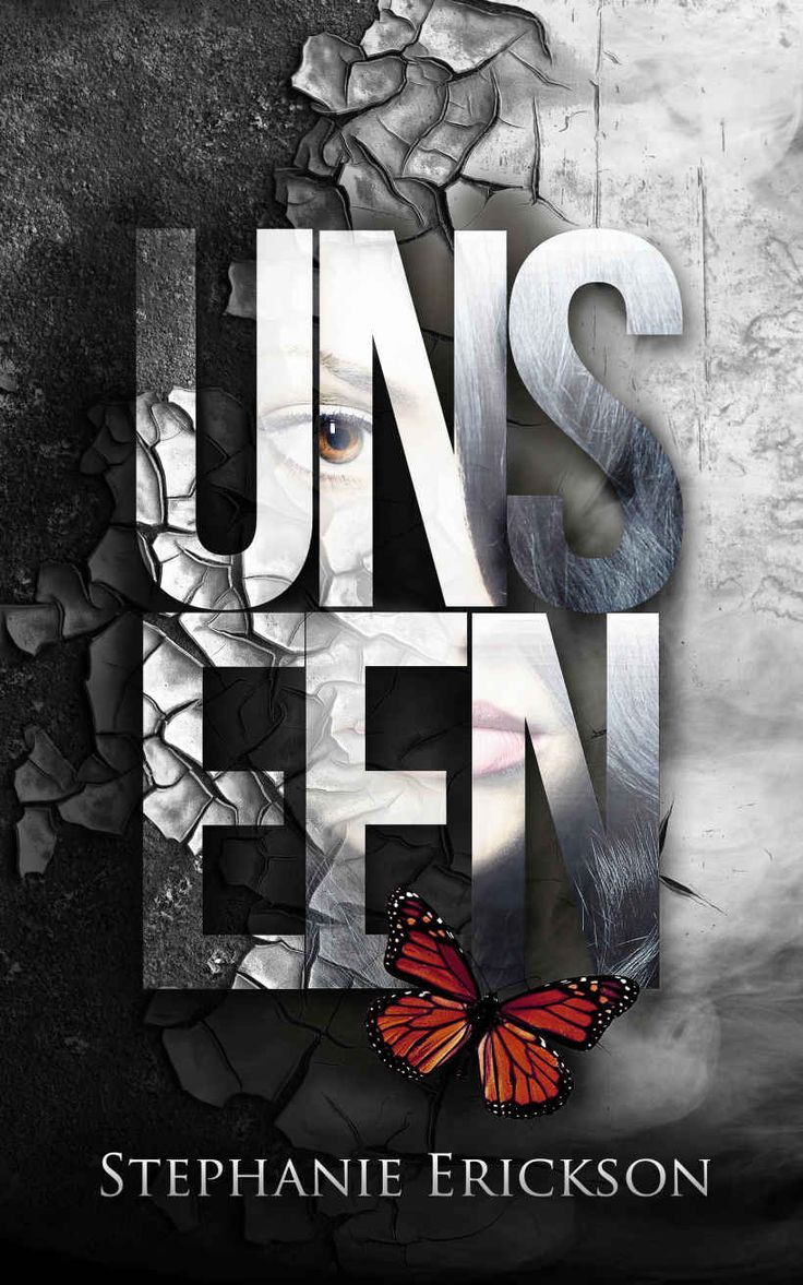 Unseen (the Unseen Trilogy Book 1), Stephanie Erickson  Amazon