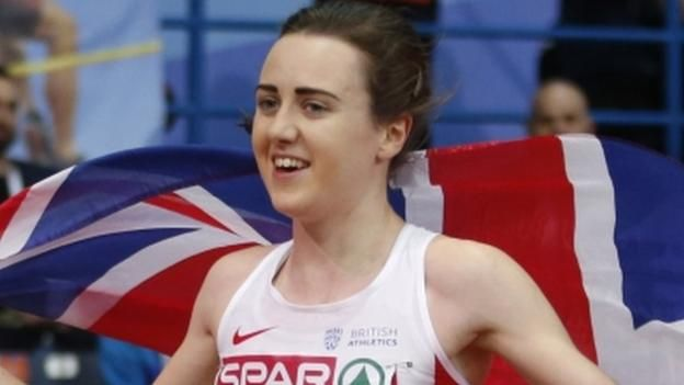 Laura Muir golds herald 'era of unprecedented success' for Scotland