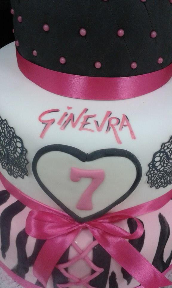 #torta per Ginevra. #sorpresa #party http://www.simocakedesigner.it